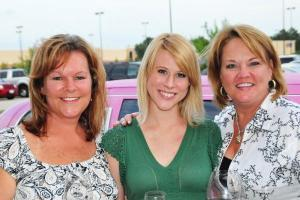 Lynn, Mandee and Melonee